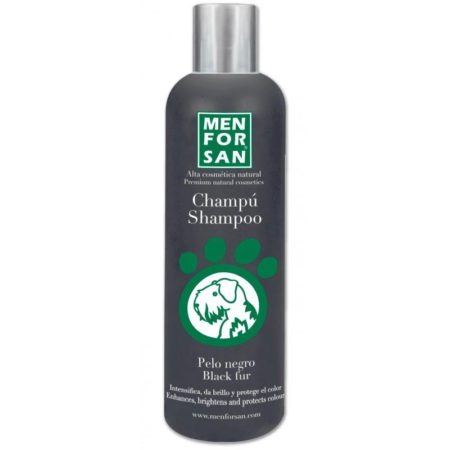 Champu Intensificador Color Negro  300 Ml