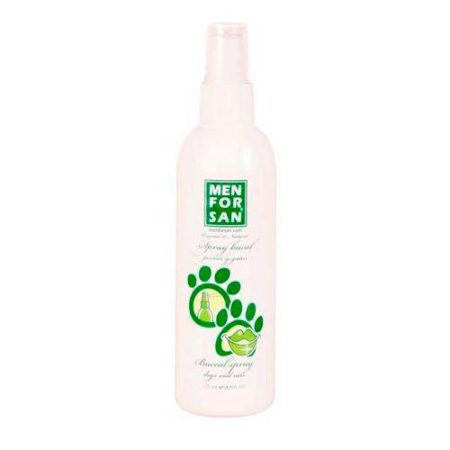 Spray Bucal Contra Mal Aliento Perros Y Gatos 125 Ml