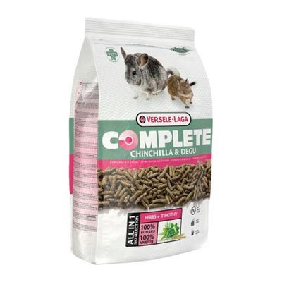 Complete Chinchillas 500 Grsº