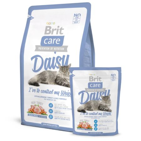Brit Care Cat Daisy Weight 400 Gr