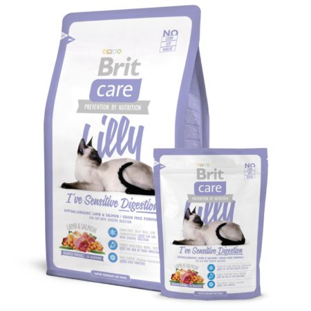 Brit Care Cat Lilly Digestio 400 Gr