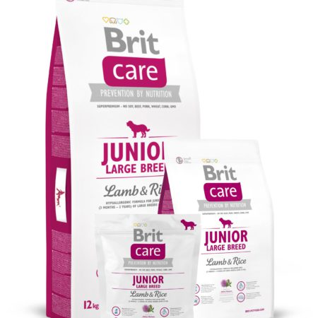 Brit Care Junior Large Breed 1 Kg