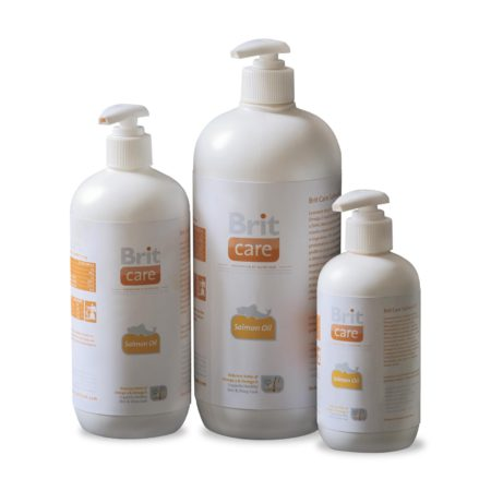Brit Care Salmon Oil 0.25 L