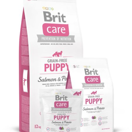 Brit Care Puppy Salmon 1 Kg