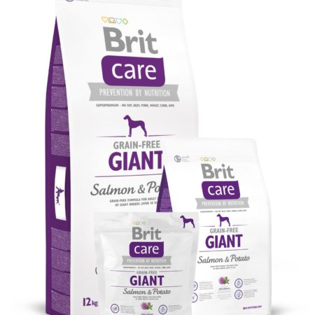 Brit Care Salmon Adult Giant 1 Kg