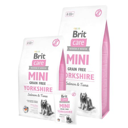 Brit Care Mini Grain Free Yorkshire 400 g