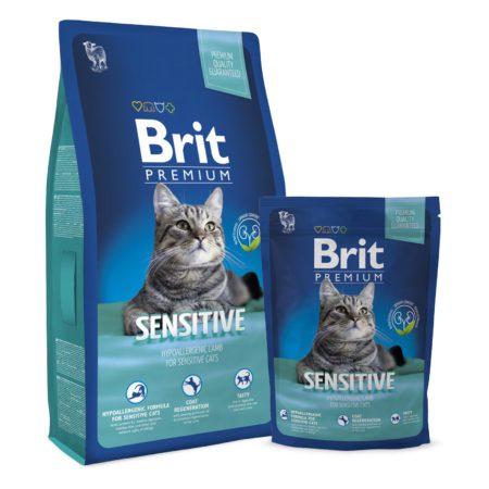 Brit Premium Cat Sensitive 1.5 Kg